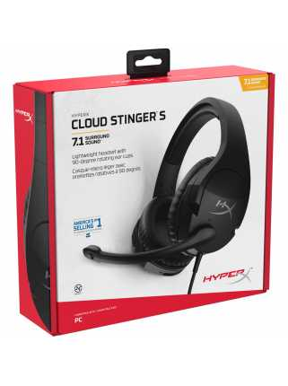 Гарнитура HyperX Cloud Stinger S