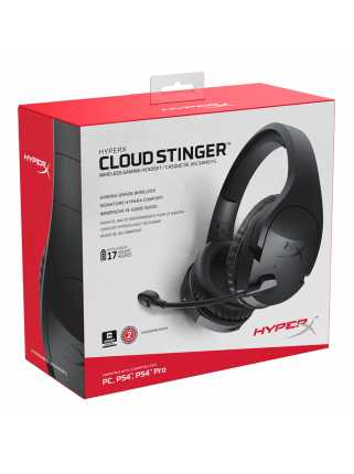 Гарнитура HyperX Cloud Stinger Wireless