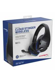 Гарнитура HyperX Cloud Stinger Wireless [PS4]