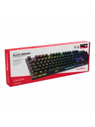 Клавиатура HyperX Alloy Origins