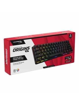 Клавиатура HyperX Alloy Origins 60