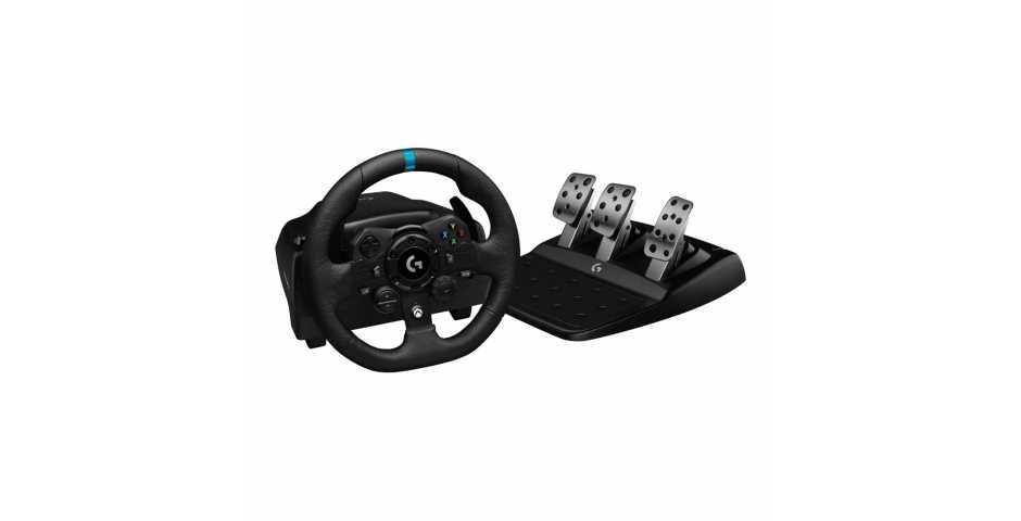 Руль Logitech G923 [Xbox One]