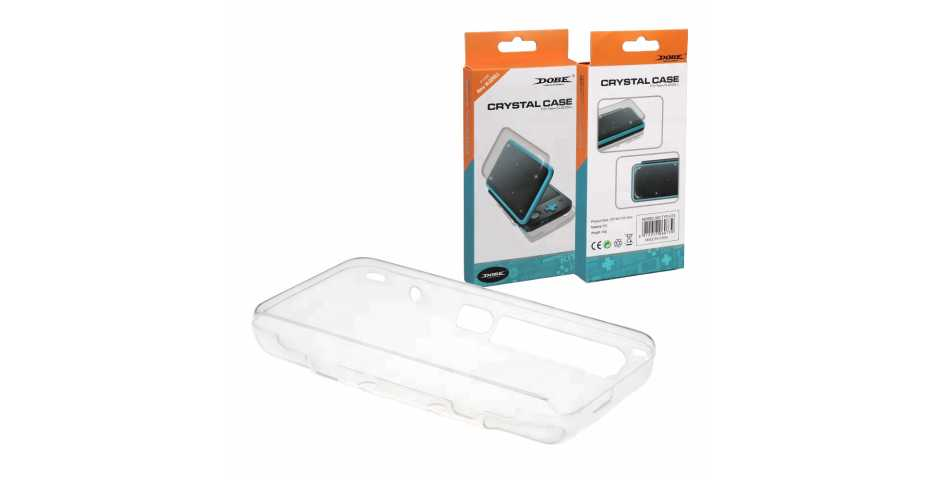 Защитный чехол DOBE Crystal Case [New Nintendo 2DS XL]