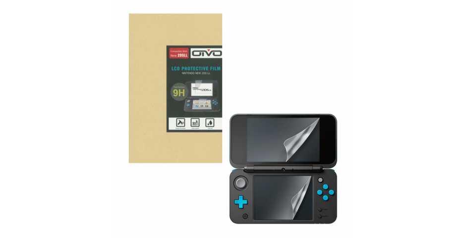 Защитная пленка OIVO [New Nintendo 2DS XL]