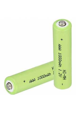 Аккумулятор для геймпадов (AAA, 1000 mAh, 2 шт)