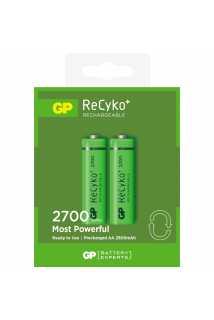 Аккумулятор GP ReCyko+ 2700 (AA, 2 шт)