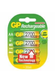 Аккумулятор GP 2700 (AA, 4 шт)