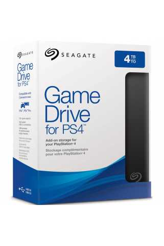 Жесткий диск Seagate Game Drive for PS4 4TB