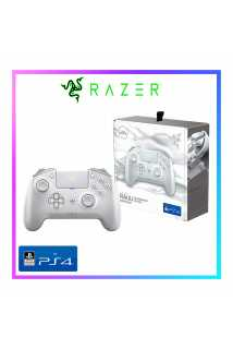 Геймпад Razer Raiju Tournament Edition (Mercury White) [PS4]