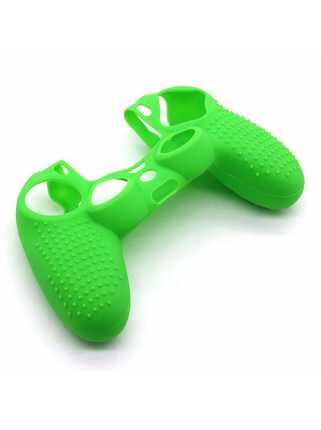 Защитный чехол Non-Slip для DUALSHOCK 4 (зеленый)