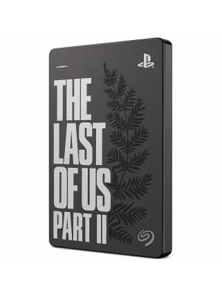 Жесткий диск Seagate Game Drive 2TB The Last of Us Part II [PS4]