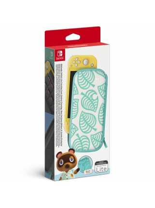Чехол и защитная пленка Animal Crossing: New Horizons [Switch Lite]