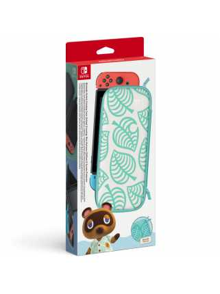 Чехол и защитная пленка Animal Crossing: New Horizons [Switch]