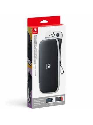 Чехол и защитная пленка для Nintendo Switch OLED
