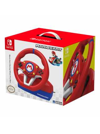 Руль HORI Mario Kart Racing Wheel Pro Mini