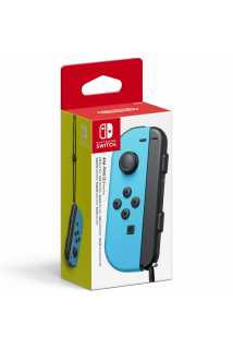 Nintendo Switch - Joy-Con (L) - Neon Blue