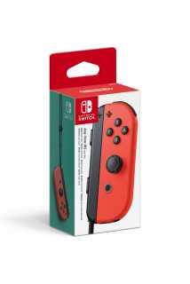 Nintendo Switch - Joy-Con (R) - Neon Red