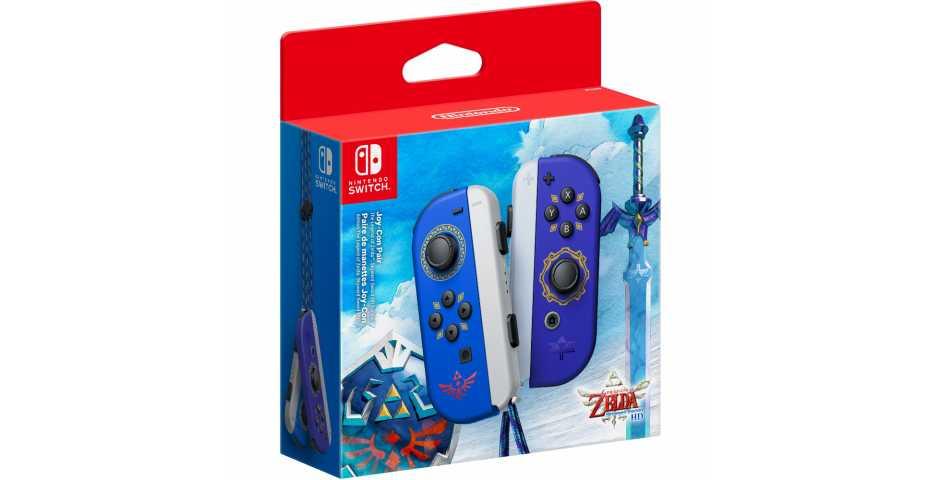 Nintendo Switch - Joy-Con (L/R) - The Legend of Zelda: Skyward Sword HD Edition