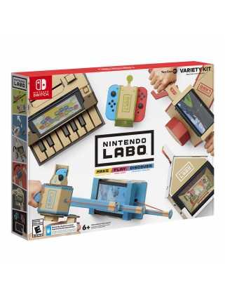 Nintendo Labo: набор «Ассорти»