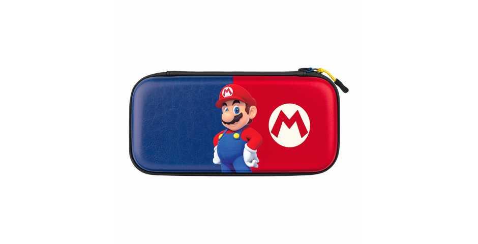 Чехол Slim Deluxe Travel Case Mario (Super Mario)