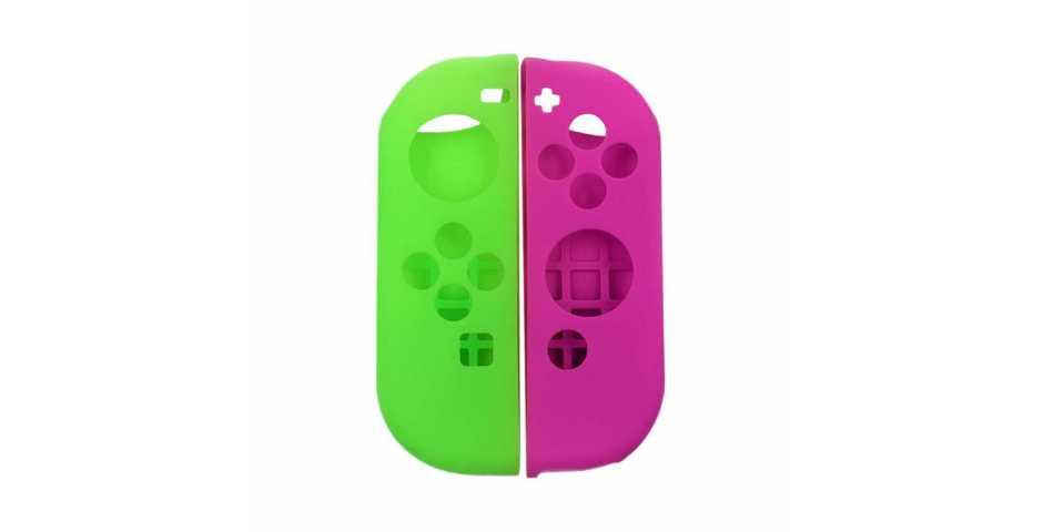 Защитный чехол для Joy-Con (Pink/Green)