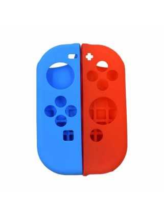 Защитный чехол для Joy-Con (Red/Blue)