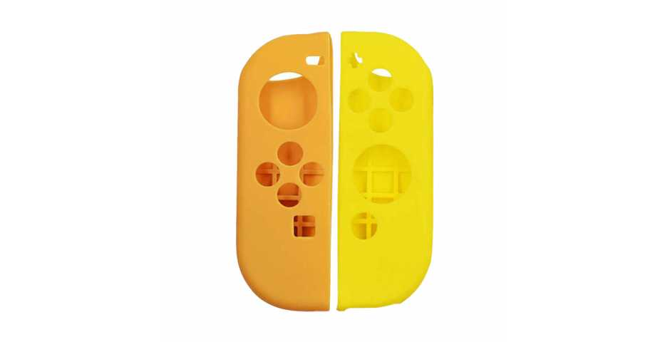 Защитный чехол для Joy-Con (Yellow/Gold)
