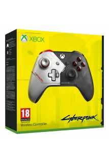 Геймпад Xbox One (Cyberpunk 2077)
