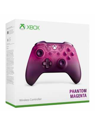 Геймпад Xbox One (Phantom Magenta)