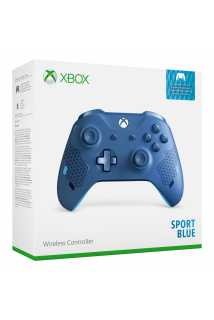 Геймпад Xbox One (Sport Blue)