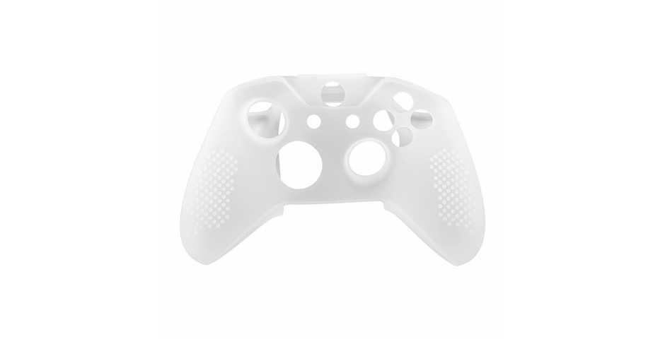 Защитный чехол Non-Slip для геймпада Xbox One (белый)