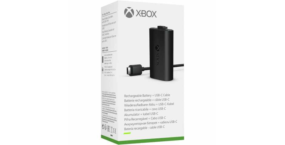Аккумулятор для геймпада Play and Charge Kit [Xbox]