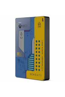 Жесткий диск Seagate Game Drive 5TB Cyberpunk 2077 [Xbox One]
