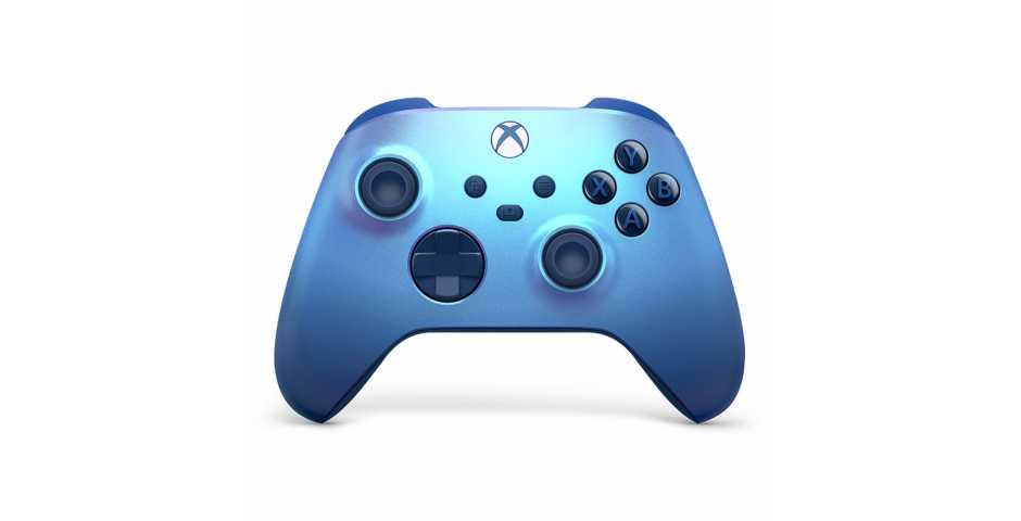 Геймпад Xbox Series (Aqua Shift)