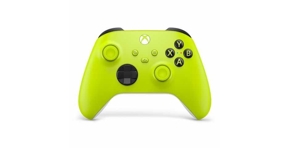 Геймпад Xbox Series (Electric Volt)