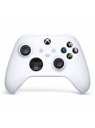Геймпад Xbox Series (Robot White)