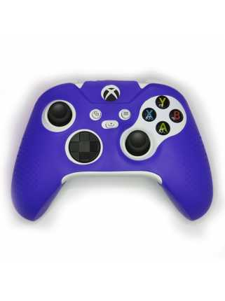 Защитный чехол Non-Slip для геймпада Xbox Series (синий)