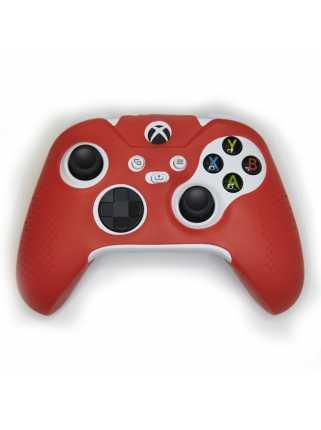 Защитный чехол Non-Slip для геймпада Xbox Series (красный)