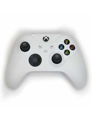 Защитный чехол Non-Slip для геймпада Xbox Series (белый)