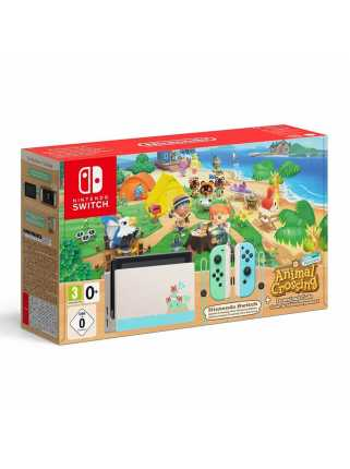 Nintendo Switch 2019 (Animal Crossing: New Horizons Edition)