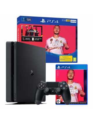 PlayStation 4 Slim 500GB + FIFA 20