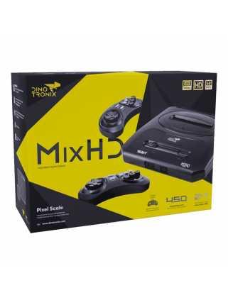 Dinotronix MixHD (8 bit + 16 bit) + 450 игр