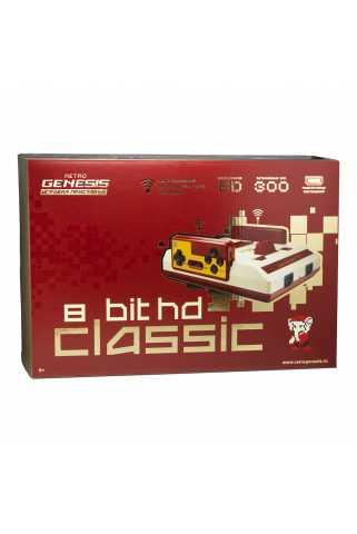Retro Genesis 8 bit HD Classic + 300 игр