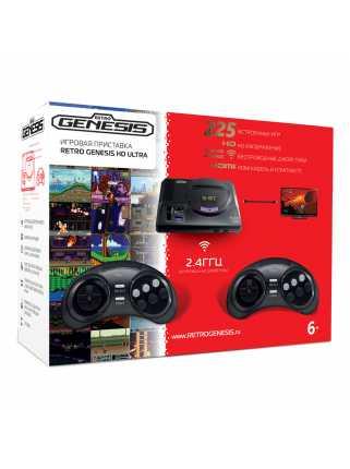 Retro Genesis HD Ultra + 225 игр