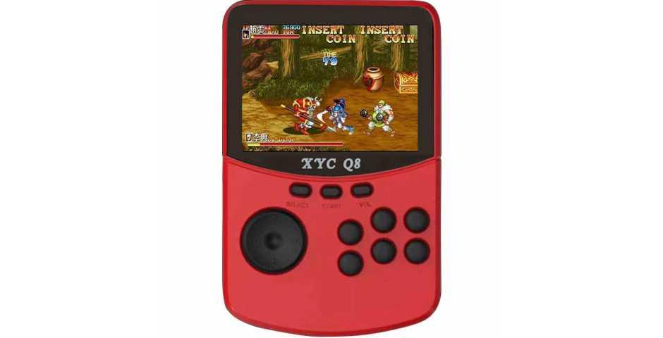 XYC Q8 500-in-1 (красная)