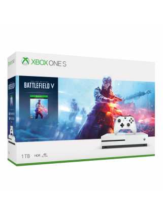 Xbox One S 1TB Battlefield V Deluxe Edition