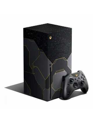 Xbox Series X Halo Infinite Limited Edition
