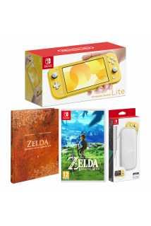 Комплект Nintendo Switch Lite Legendary Edition