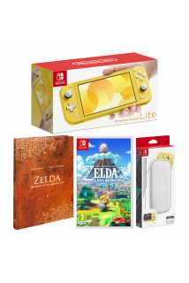 Комплект Nintendo Switch Lite Zelda Edition