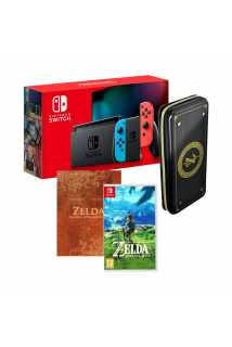 Nintendo Switch Zelda Legendary Bundle